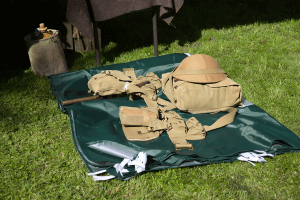 WWI soldiers kit