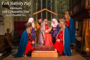2015 York Nativity Play