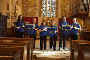 Barfield Handbell Ringers delight audience