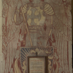 archangel in vestry