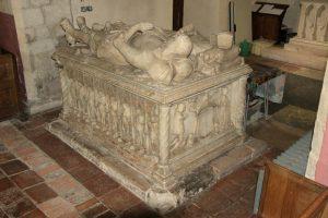 Alabaster Monument
