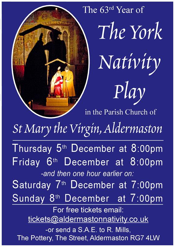 York Nativity Play 2019